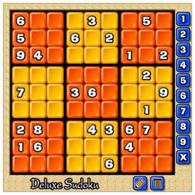 Deluxe Sudoku