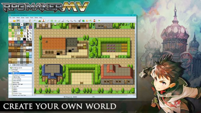 RPG Maker MV