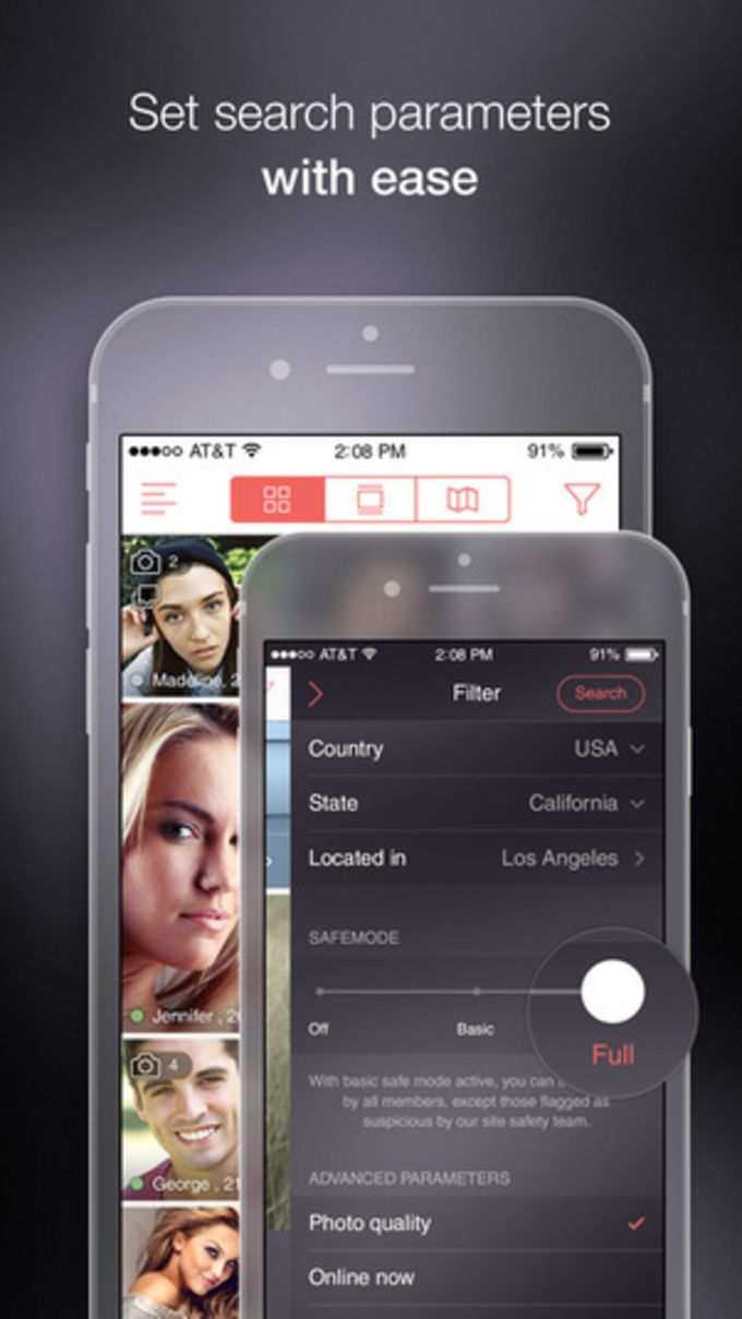 NaughtyDate – Find Real Singles on This Dating App