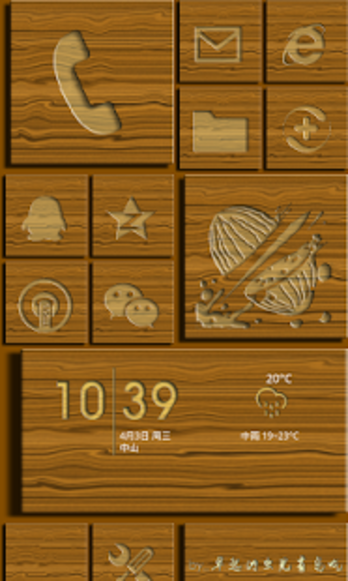 Launcher 8 free (WP8 Style)
