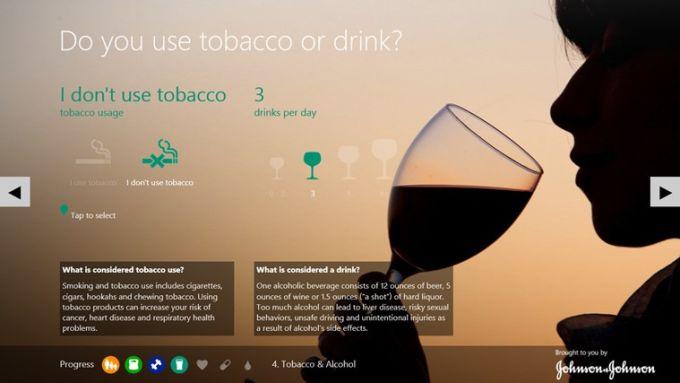 Digital Health Scorecard for Windows 10