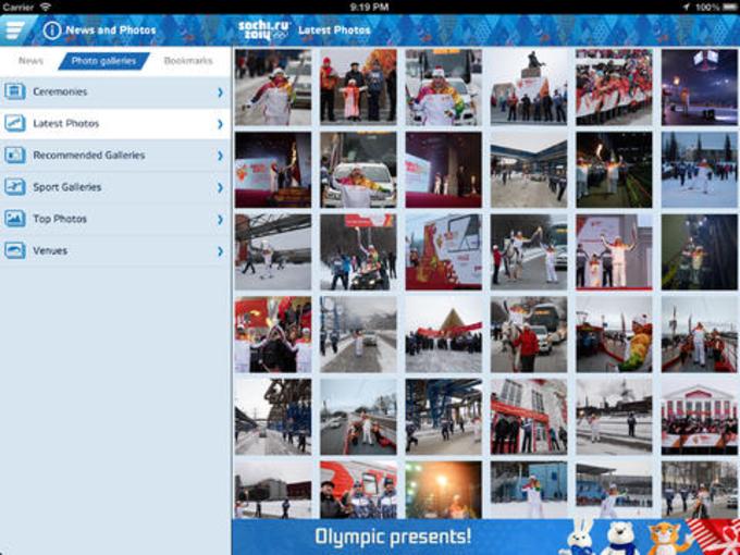 Guía de Sochi 2014