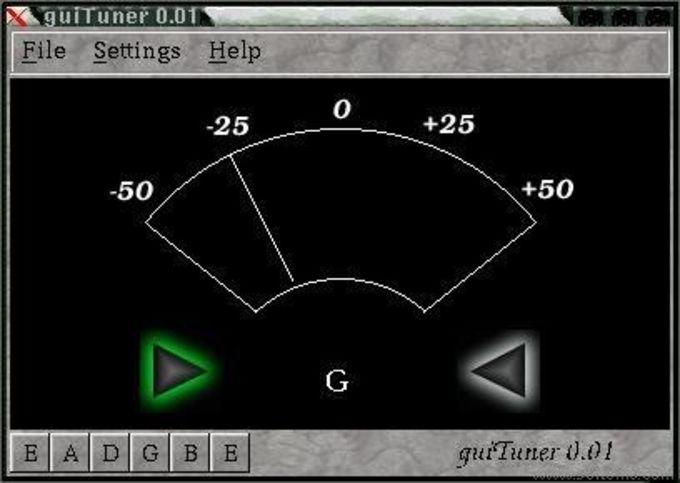 GuiTuner