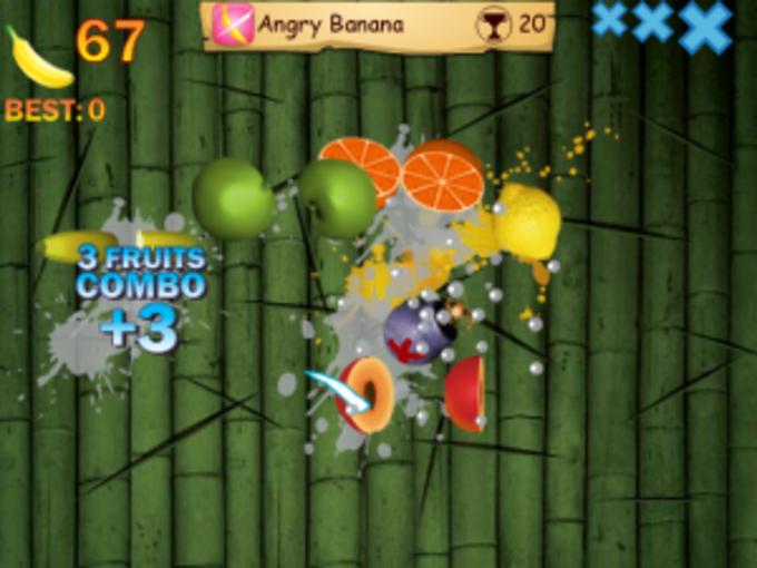 Fruits and Ninja