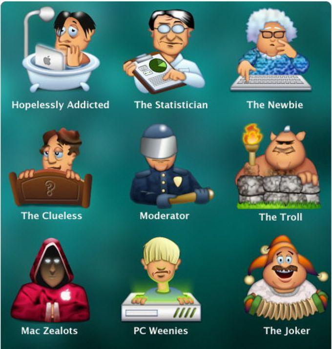 Forum Faces