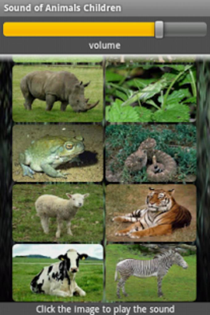 Sonido de animales ringtones