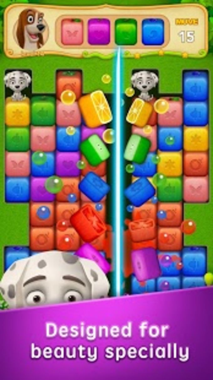 Fruit Block  Puzzle Legend