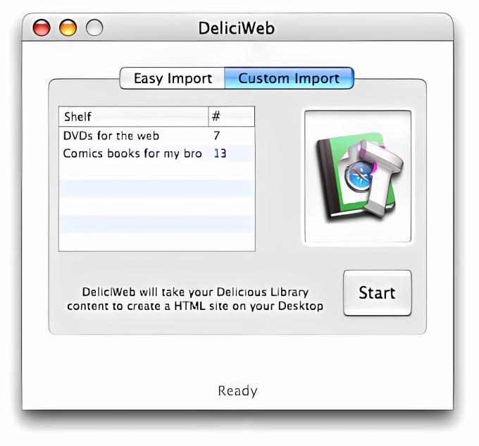 DeliciWeb