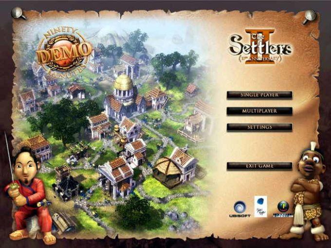 The Settlers II - 10th Anniversary