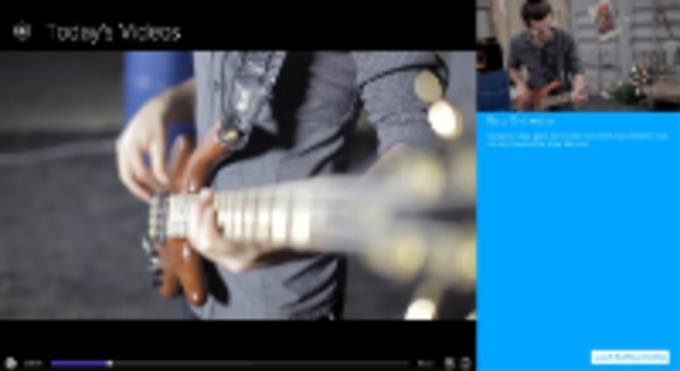 RealPlayer Daily Videos für Windows 10