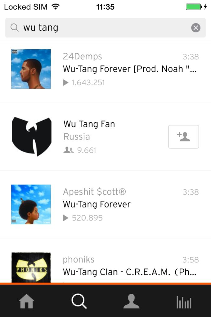 SoundCloud - Music  Audio