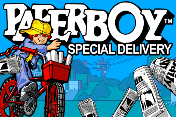 Paperboy: Special Delivery