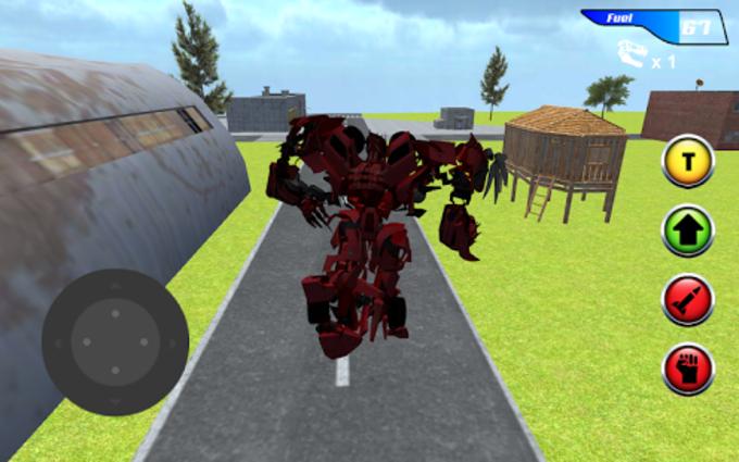 X Robot Ark of Survival