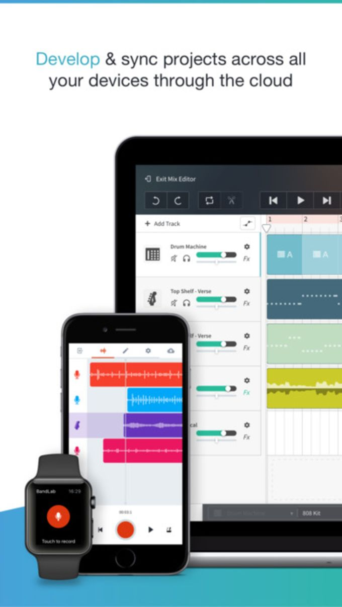 BandLab - Social Music Maker and Recording Studio