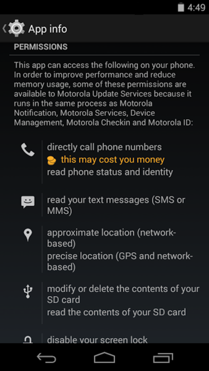 Motorola Update Services