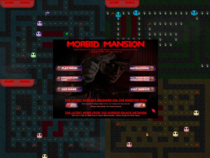 Morbid Mansion