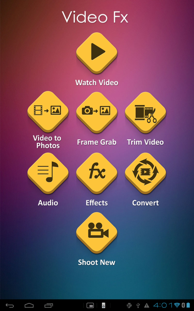 Video Fx Video Maker and Editor