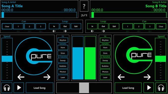 Pure DJ for Windows 10