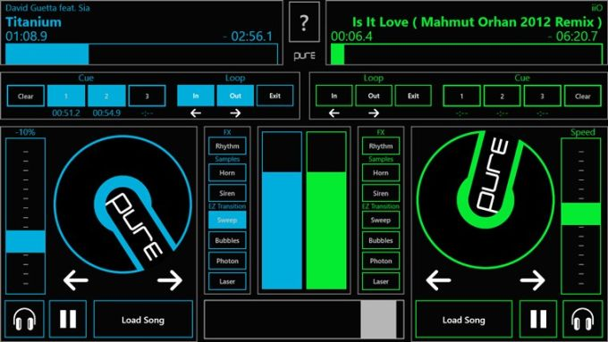 Pure DJ para Windows 10
