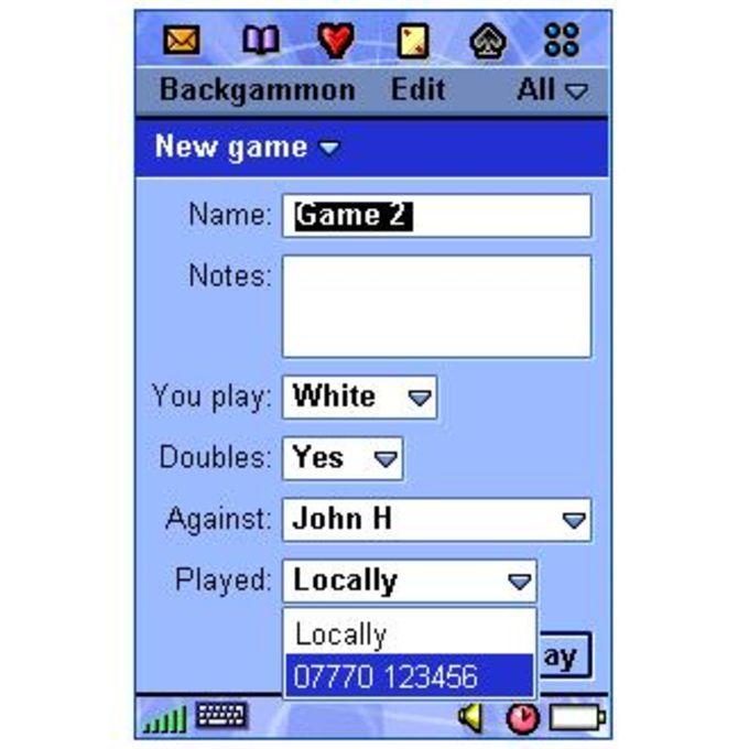 2-player World Backgammon Pro