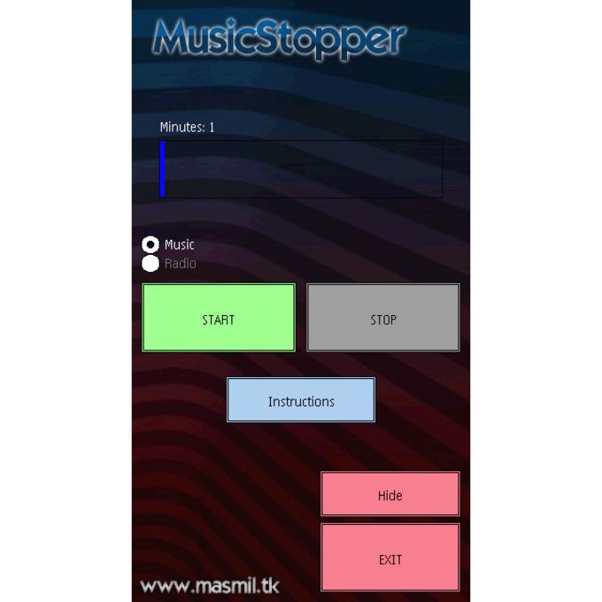 Music Stopper