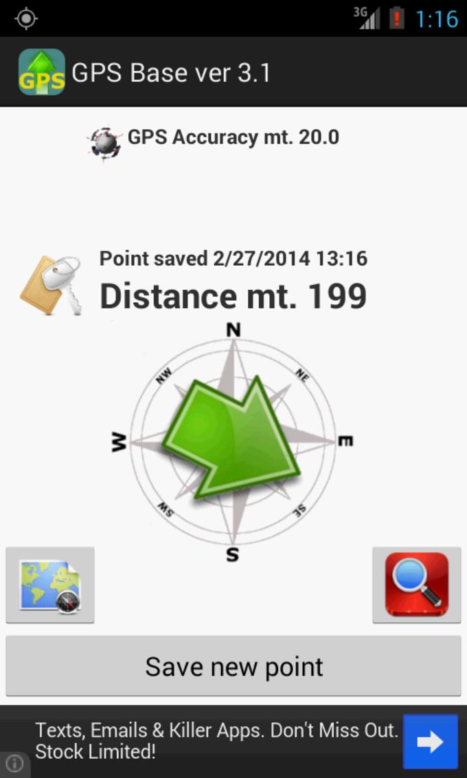 GPS Base
