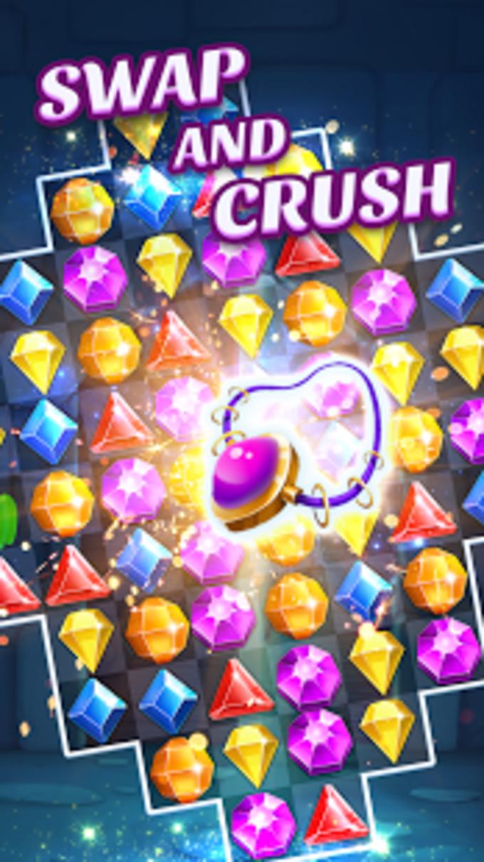 Crystal Crush Mania Match 3