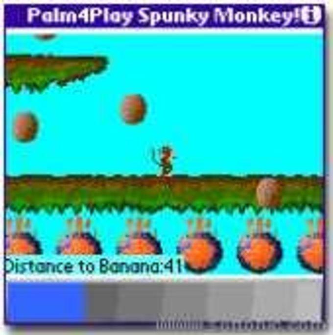 Spunky Monkey!