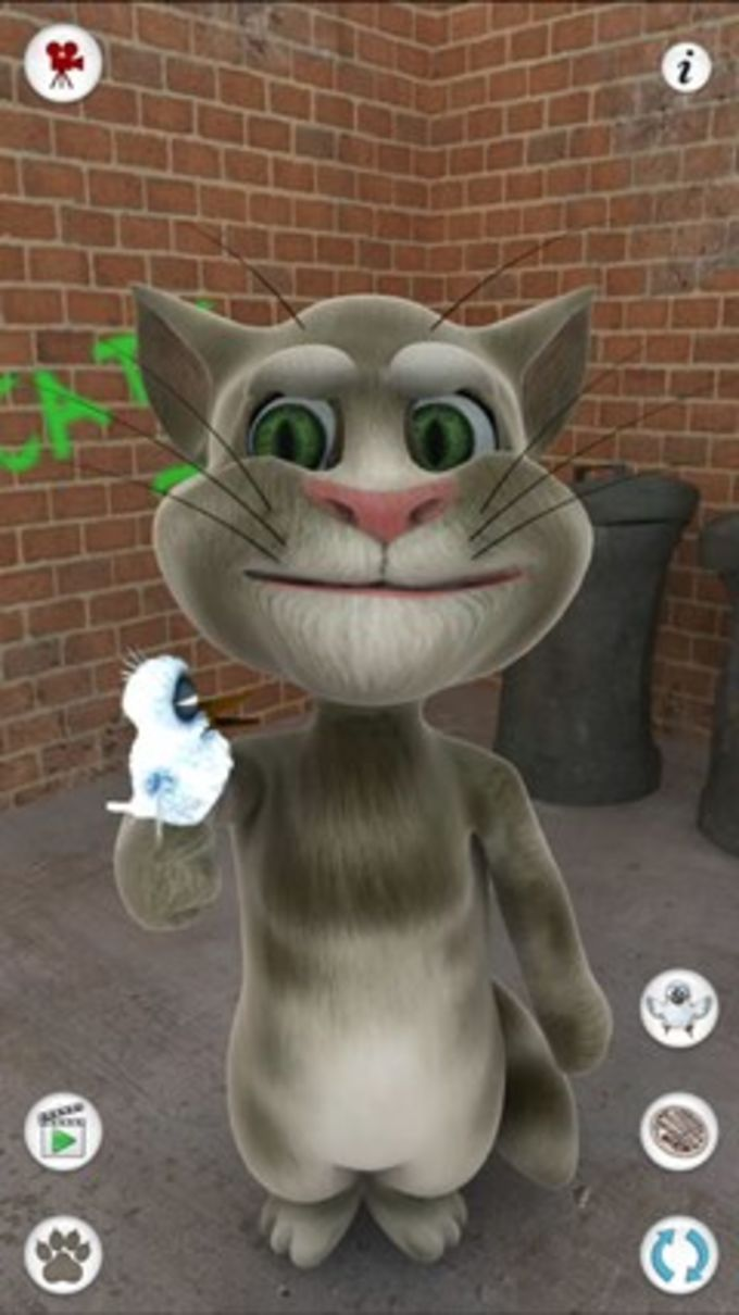 Talking Tom Cat for Windows 10