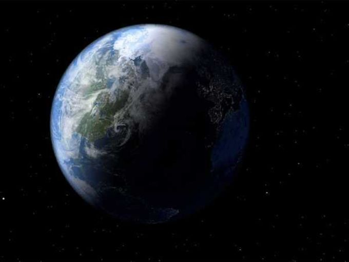 Earth 3D Space Tour screensaver