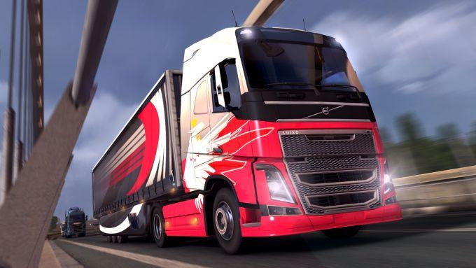 Euro Truck Simulator 2 - Polish Paint Jobs Pack