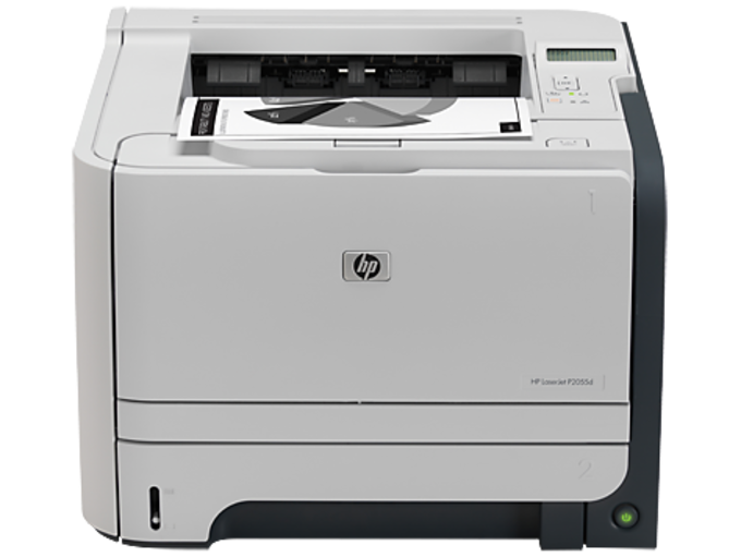 HP LaserJet P2055d Printer drivers