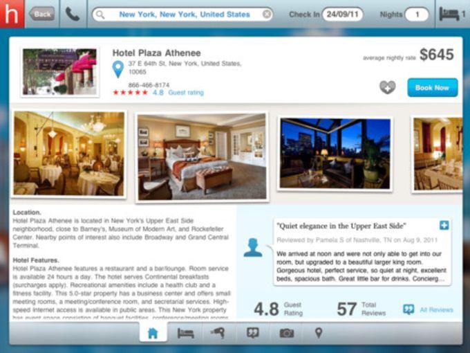 Hotels.com HD