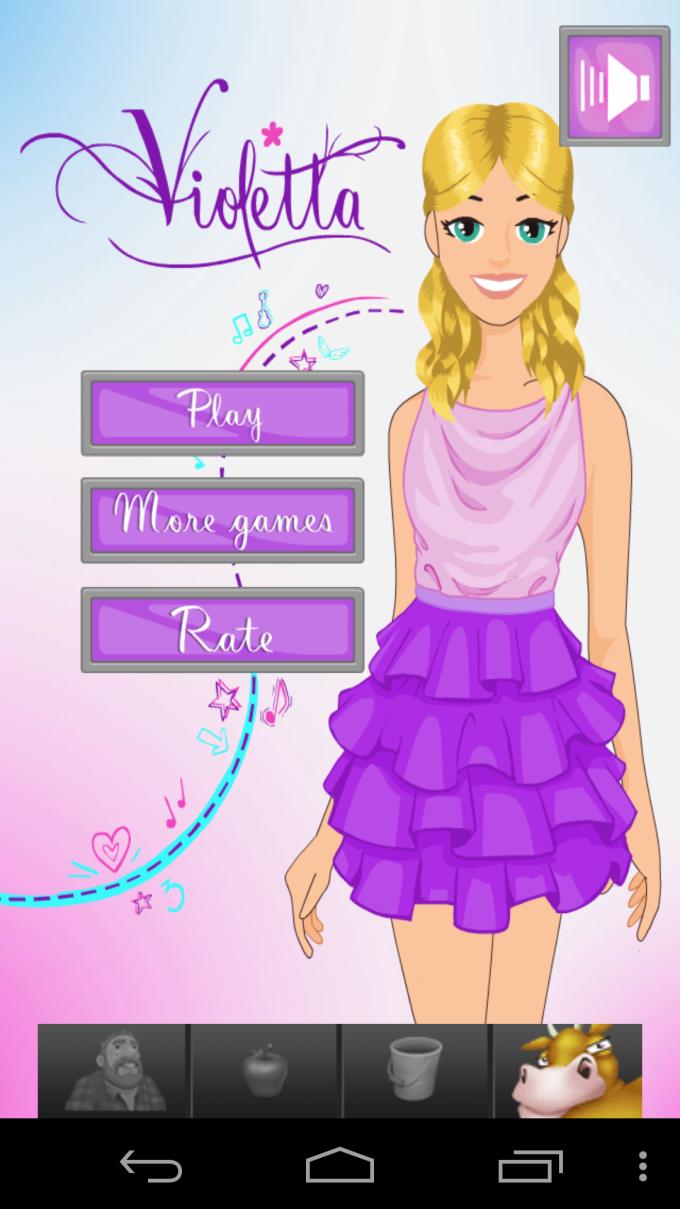 Spiele Violetta