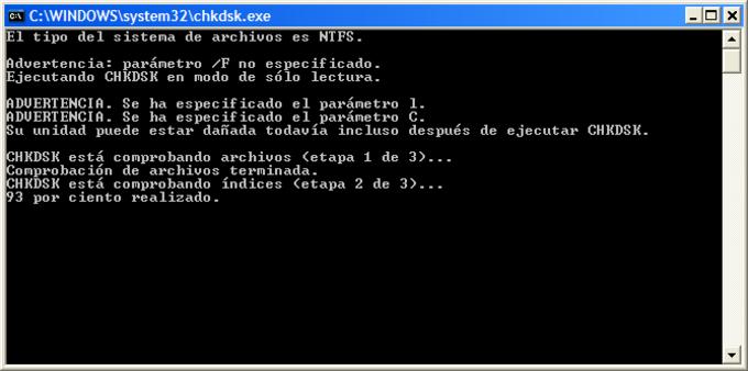 CheckDisk