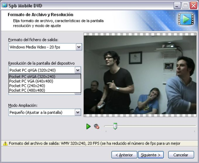 SPB Mobile DVD