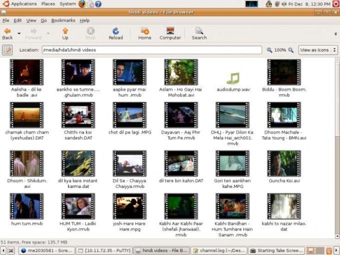 Mplayer-video-thumbnailer