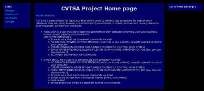 CVTSA-EMAIL