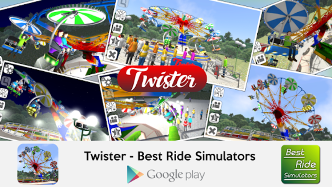 Twister  Best Ride Simulators
