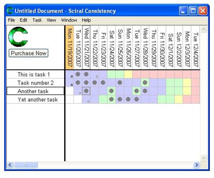 Sciral Consistency