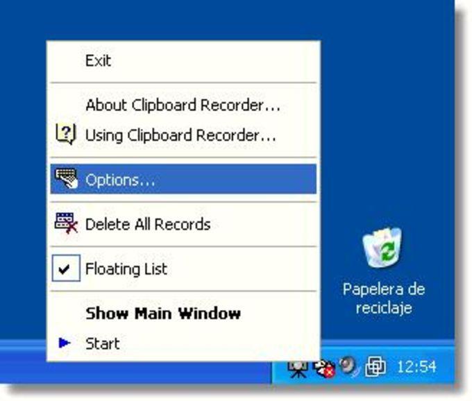 Clipboard Recorder