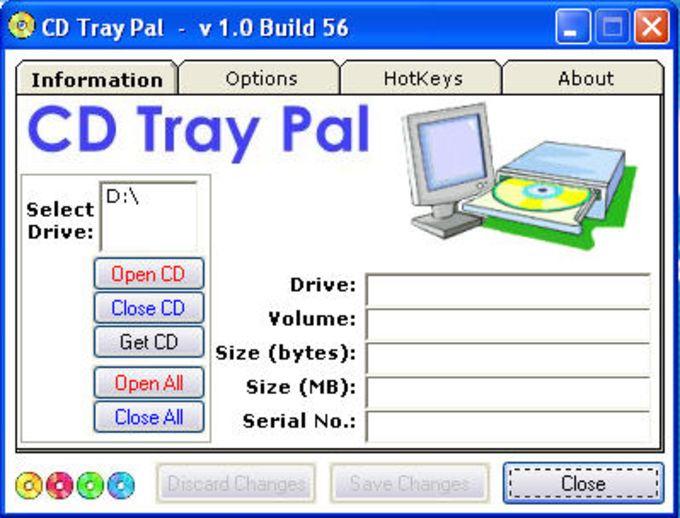 Emsa CD Tray Pal