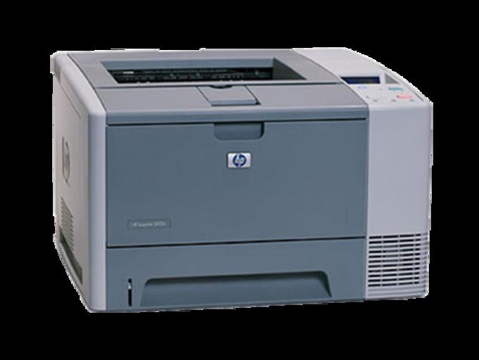 HP LaserJet 2420n Printer drivers