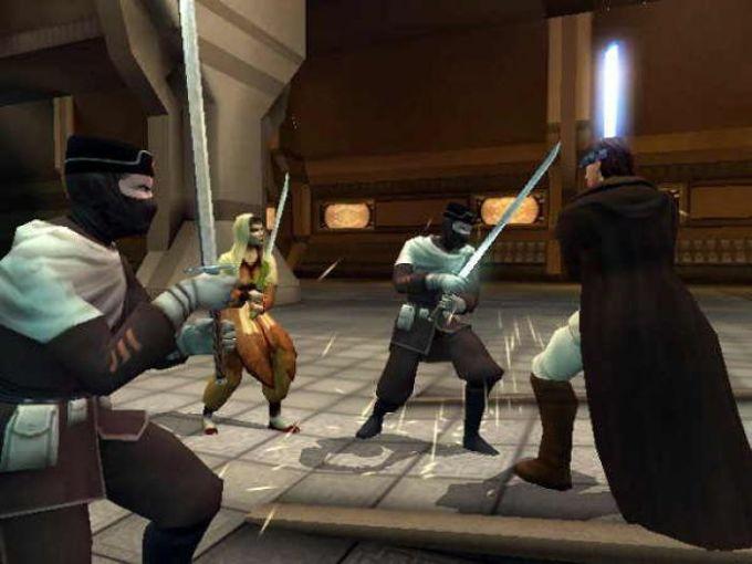SW: Los Caballeros de la Antigua República II