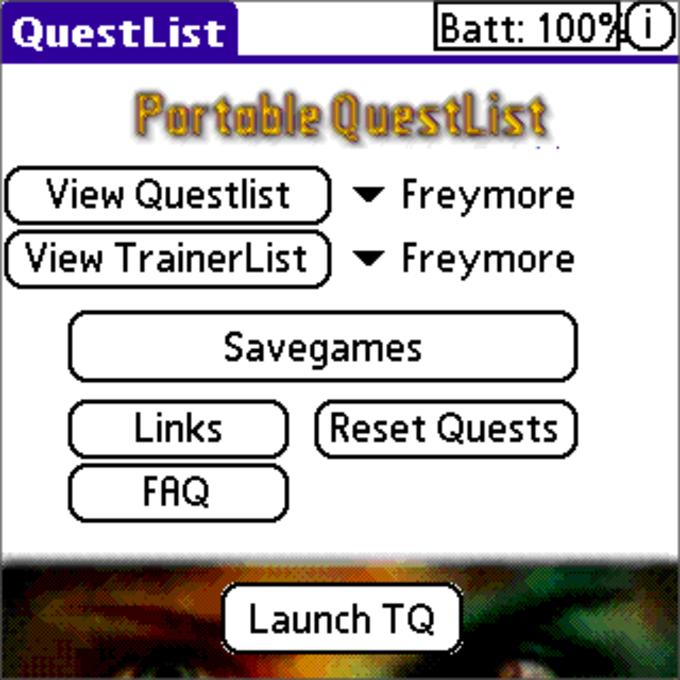 Portable QuestList
