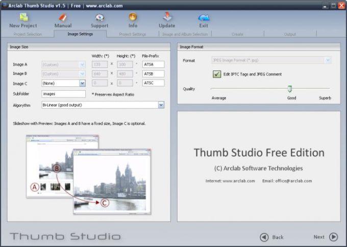 Thumb Studio