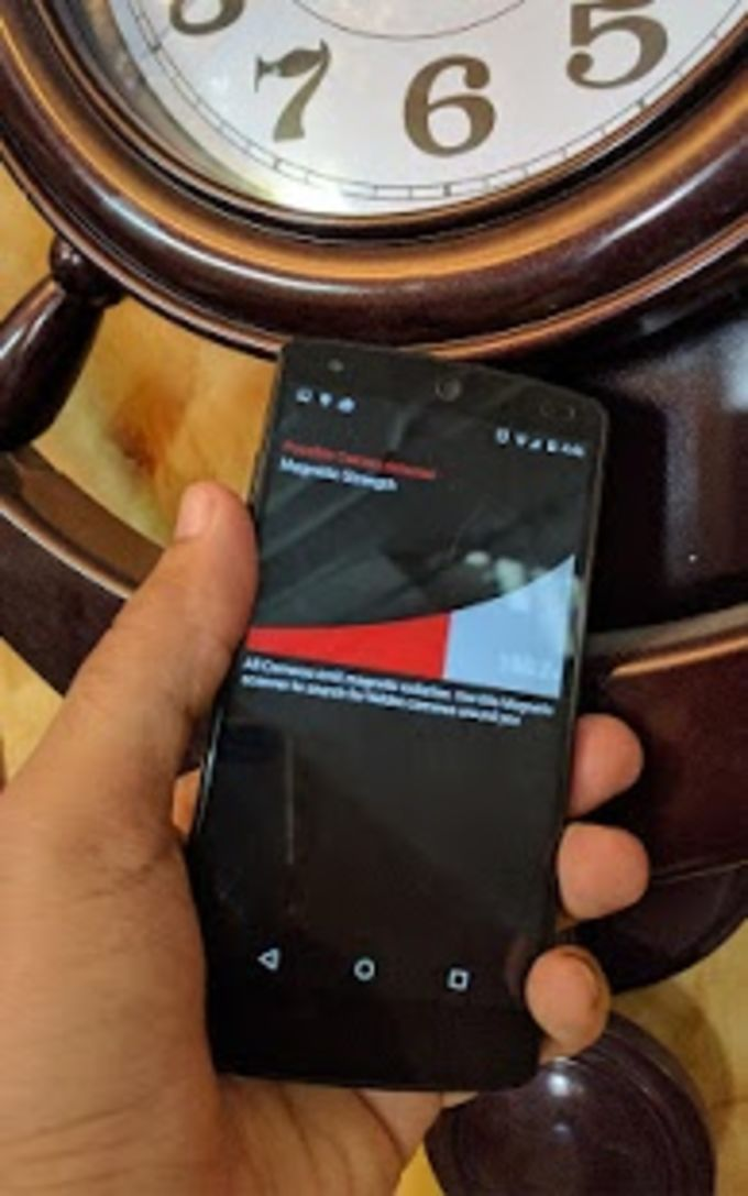 Detect+ Hidden Camera Detector for Android - Download