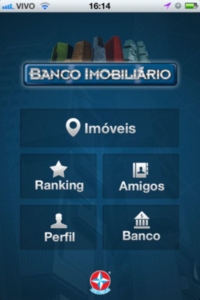 Banco Imobiliário Geolocalizado