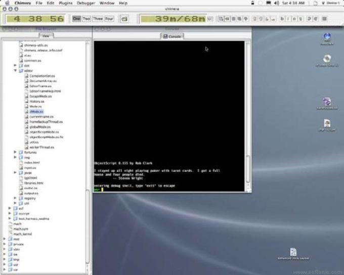 Objectscript