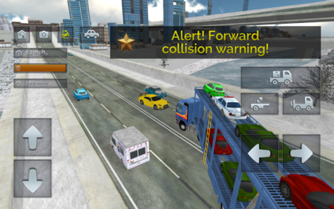 descargar euro truck simulator para android